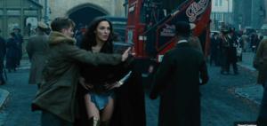 Wonder Woman, 2017.