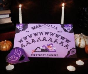 Wal-Ouija